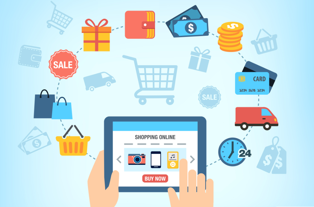 O que é o comercio electrónico ?